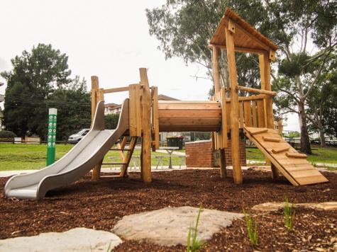 Memorial Park, Meadowbank