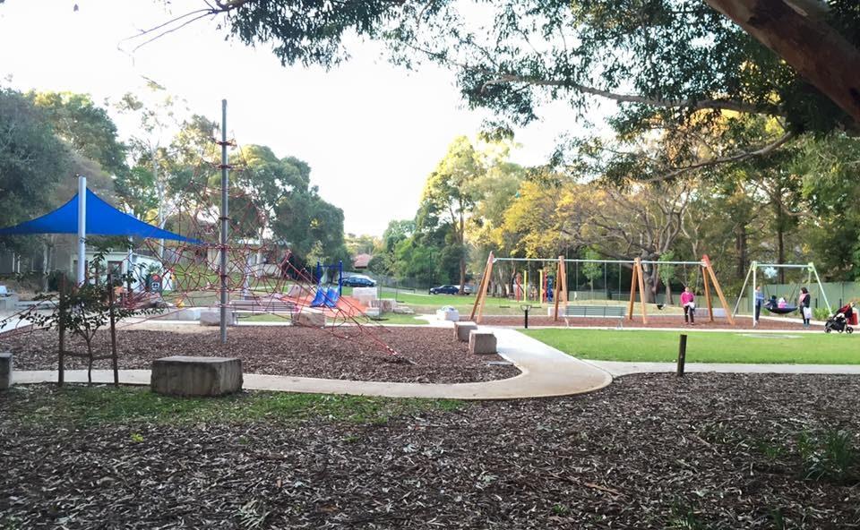 Lions Park, West Ryde