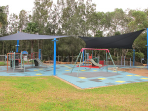 Concord West Playground, Bicentennial Park