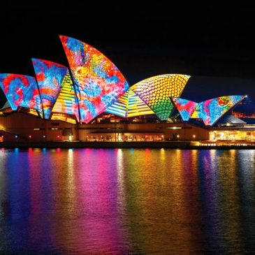 RDM Guide to Vivid Sydney 2019