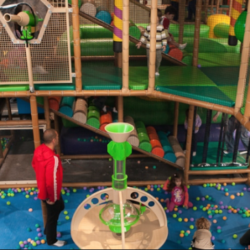 8 Local Indoor Play Centres