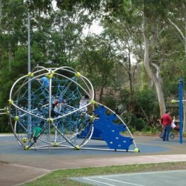 Playgrounds in Ryde