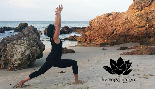 The Yoga Parent