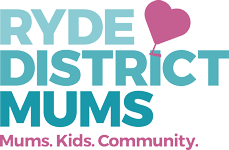 Ryde District Mums Logo
