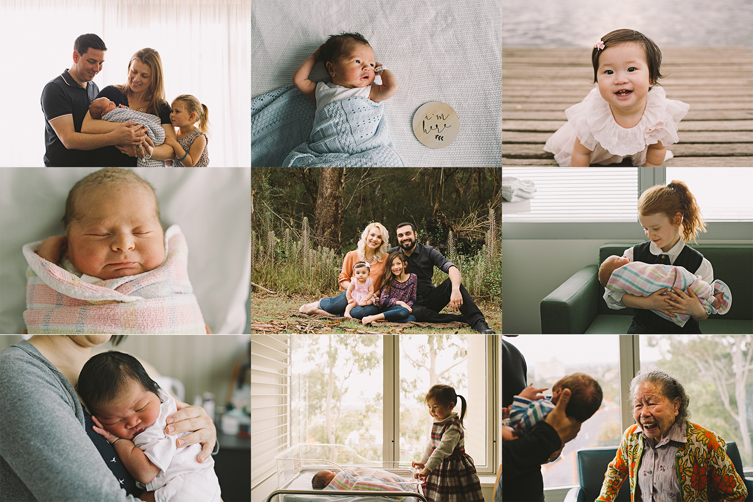 Brand New Baby Photography