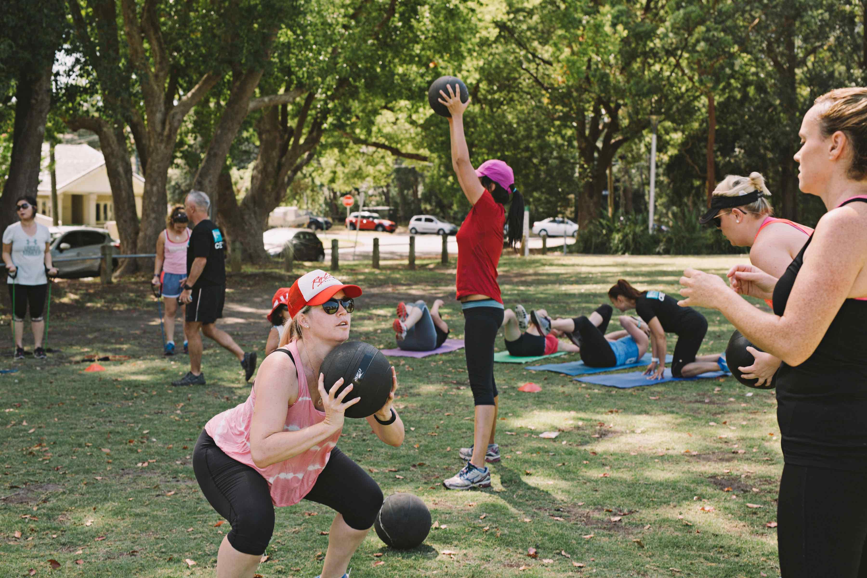 'ibelieve' fitness