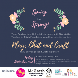 Play, Chat & Craft