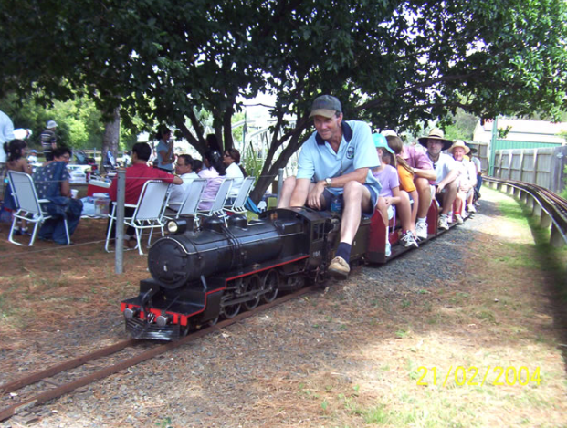 West Ryde Miniature Railway