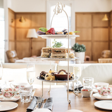 10 Local Spots for High Tea