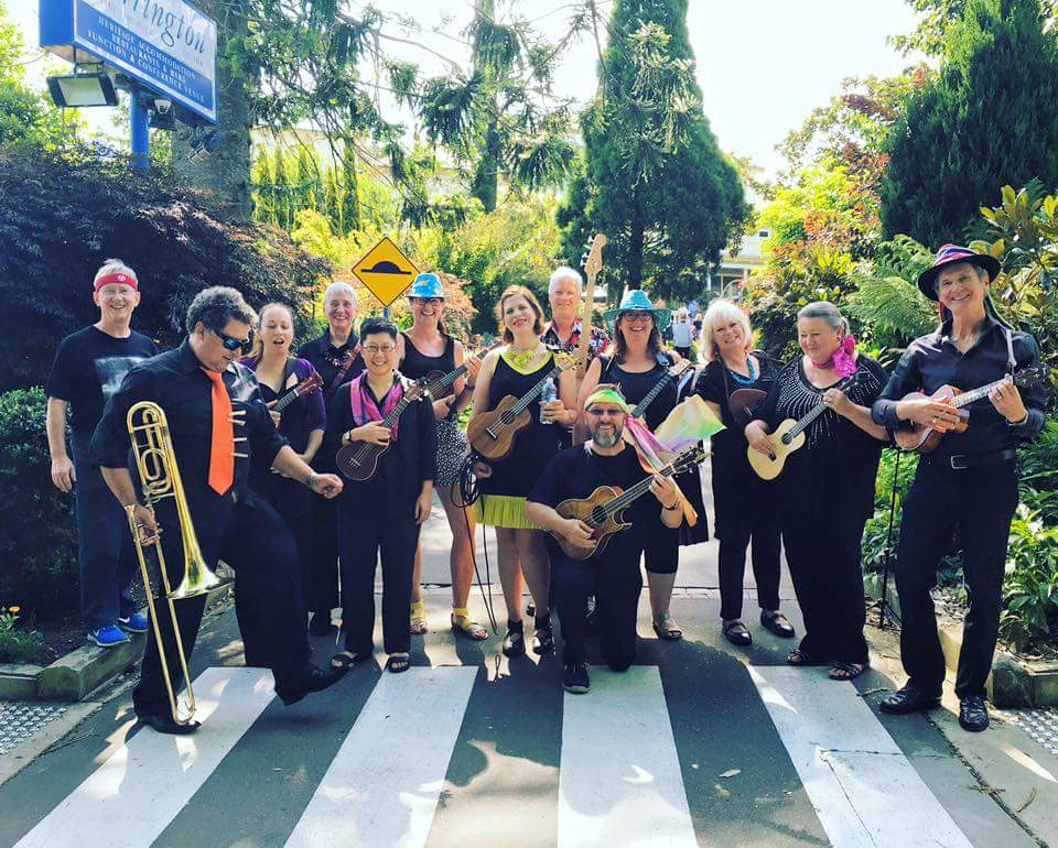 West Ryde Ukes (Community Ukulele Club)