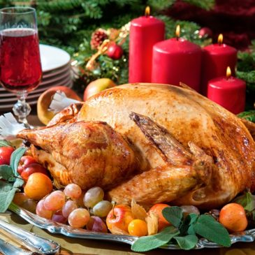 Local Restaurants Open for Christmas Day Lunch
