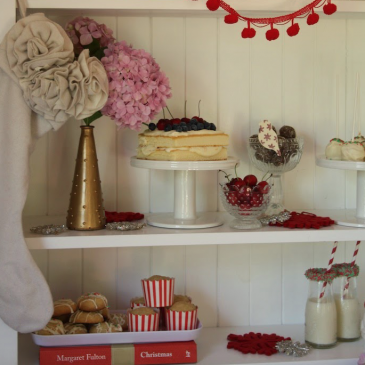 Styling Tips for Your Christmas Table