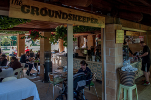 The Grounds Keeper Cafe, Ryde Park