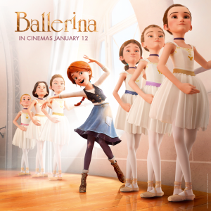 Win a Double Pass to See Ballerina, in Cinemas January 12