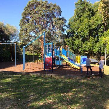 Harding Memorial Playground, Gladesville