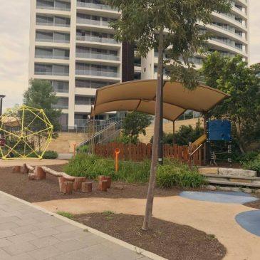 Hoskins Reserve Playground, Rhodes