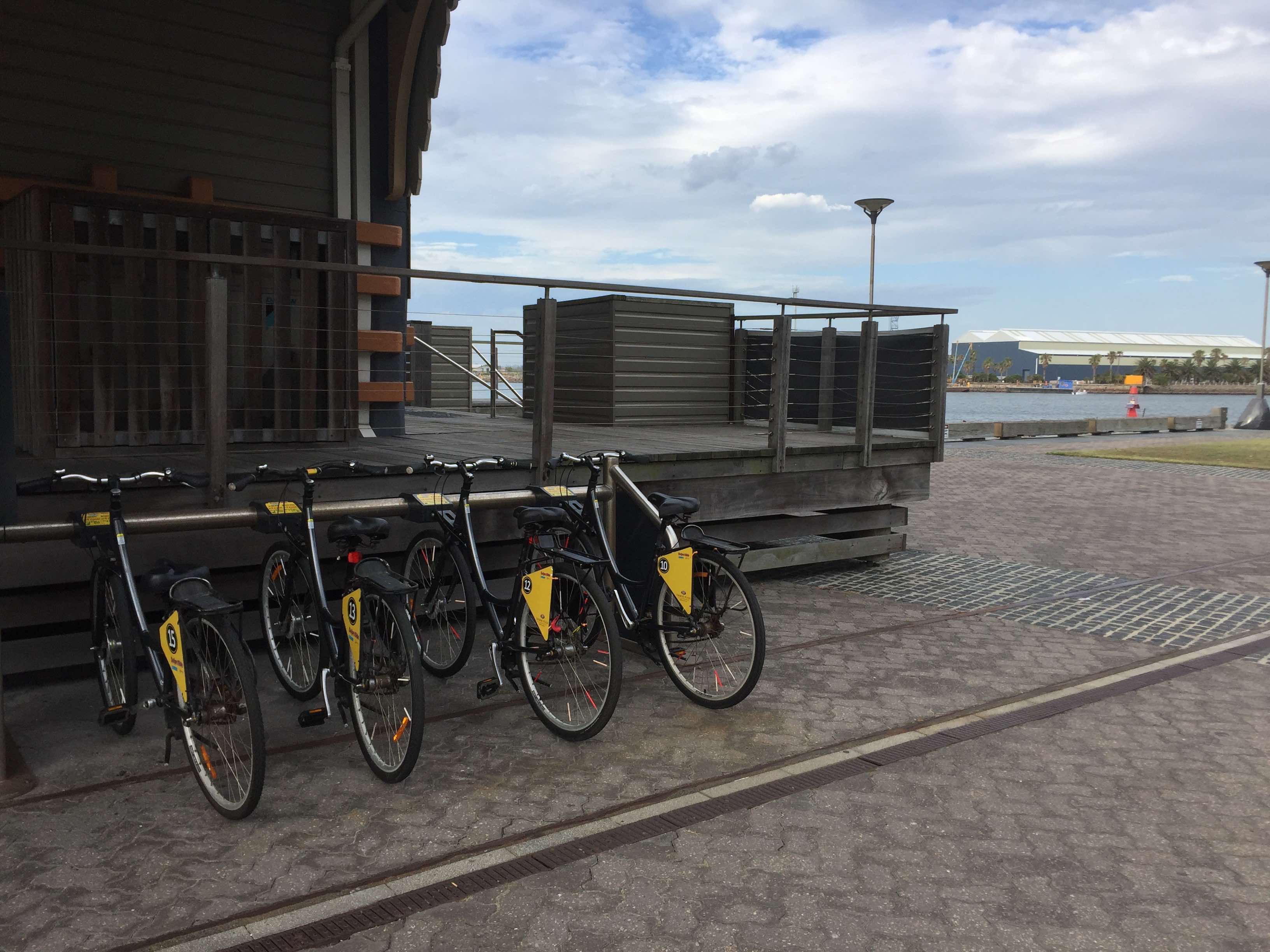 Bike Hire Newcastle