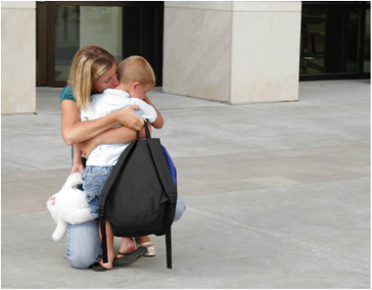 5 Tips for the First Day at Big School