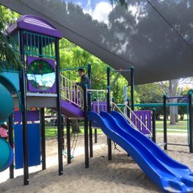 McIlwaine Park, Rhodes