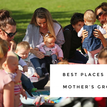 RDM Votes: Top Places for Mothers Group Catch Up