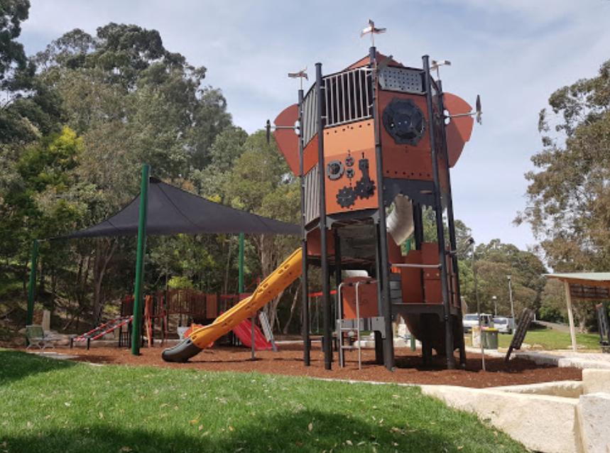 Banjo Paterson Park, Gladesville