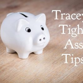 Tight Ass Tracey Tips