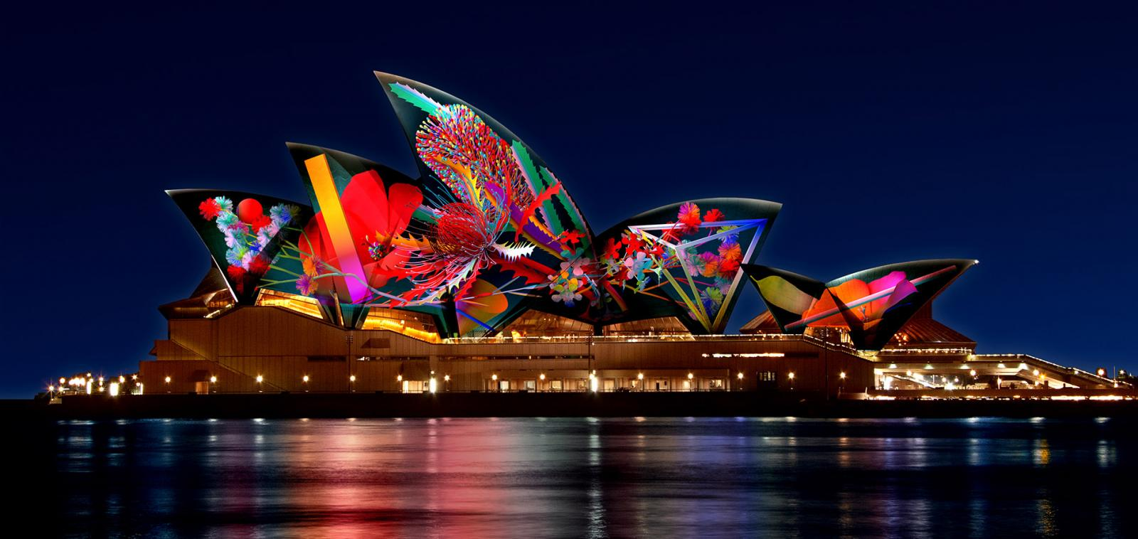 Vivid Sydney 2018 Family Survival Guide