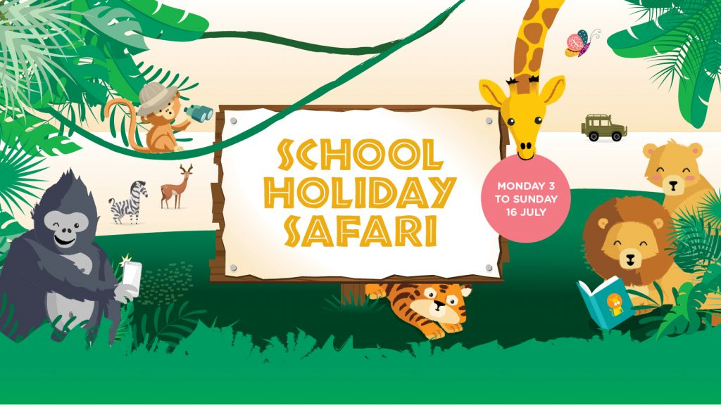 Rhodes Waterside School Holiday Safari