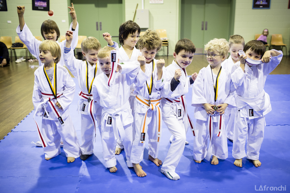 A Martial Artist's Top 10 Tips to Raising Confident, Happy Kids