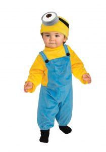 Despicable Me 3 Minion costume