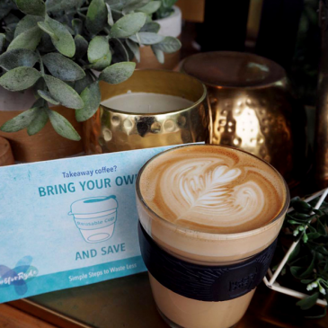 100 Local Cafes Offering BYO Cup Discounts