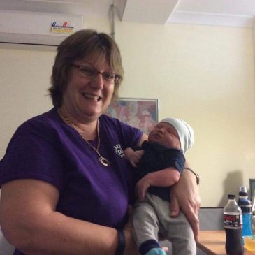 Fourth Child, First Water Birth! Local Mum Felicity Shares Her Story