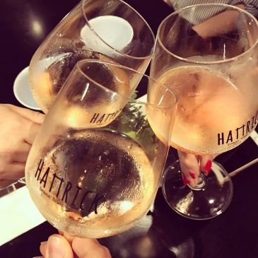 We Had Dinner at Hattrick, Macquarie Centre