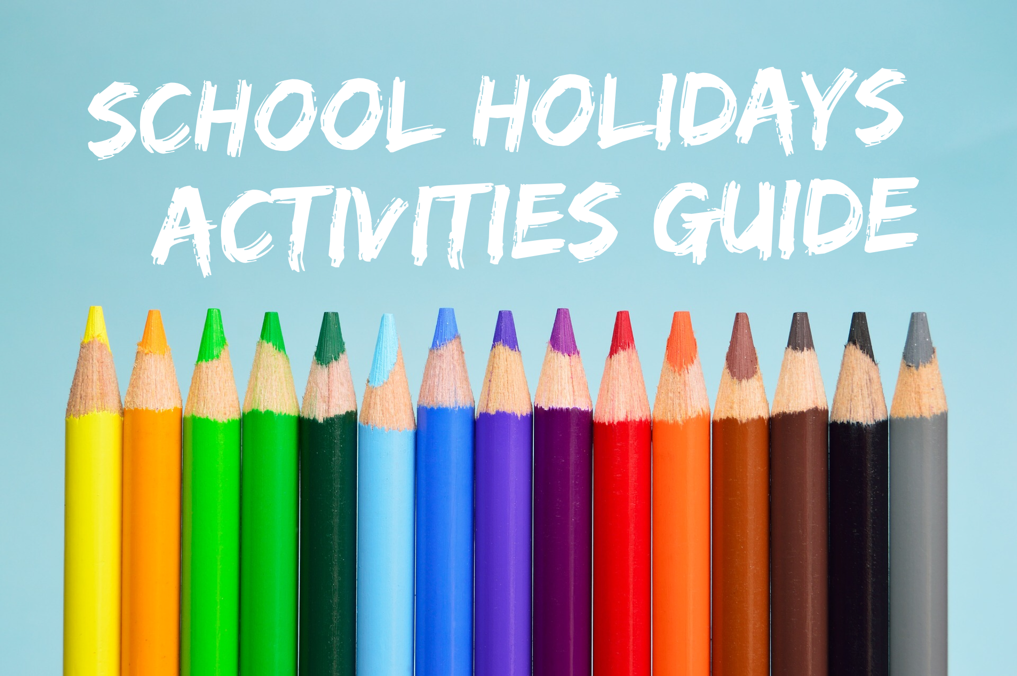 December/January School Holidays Activities Guide