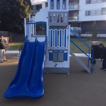 Henry Brigg Playground, Epping