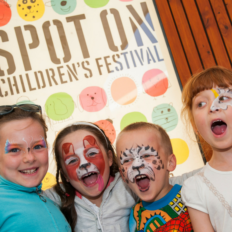Riverside Theatres Spot On Children's Festival – September October School Holidays