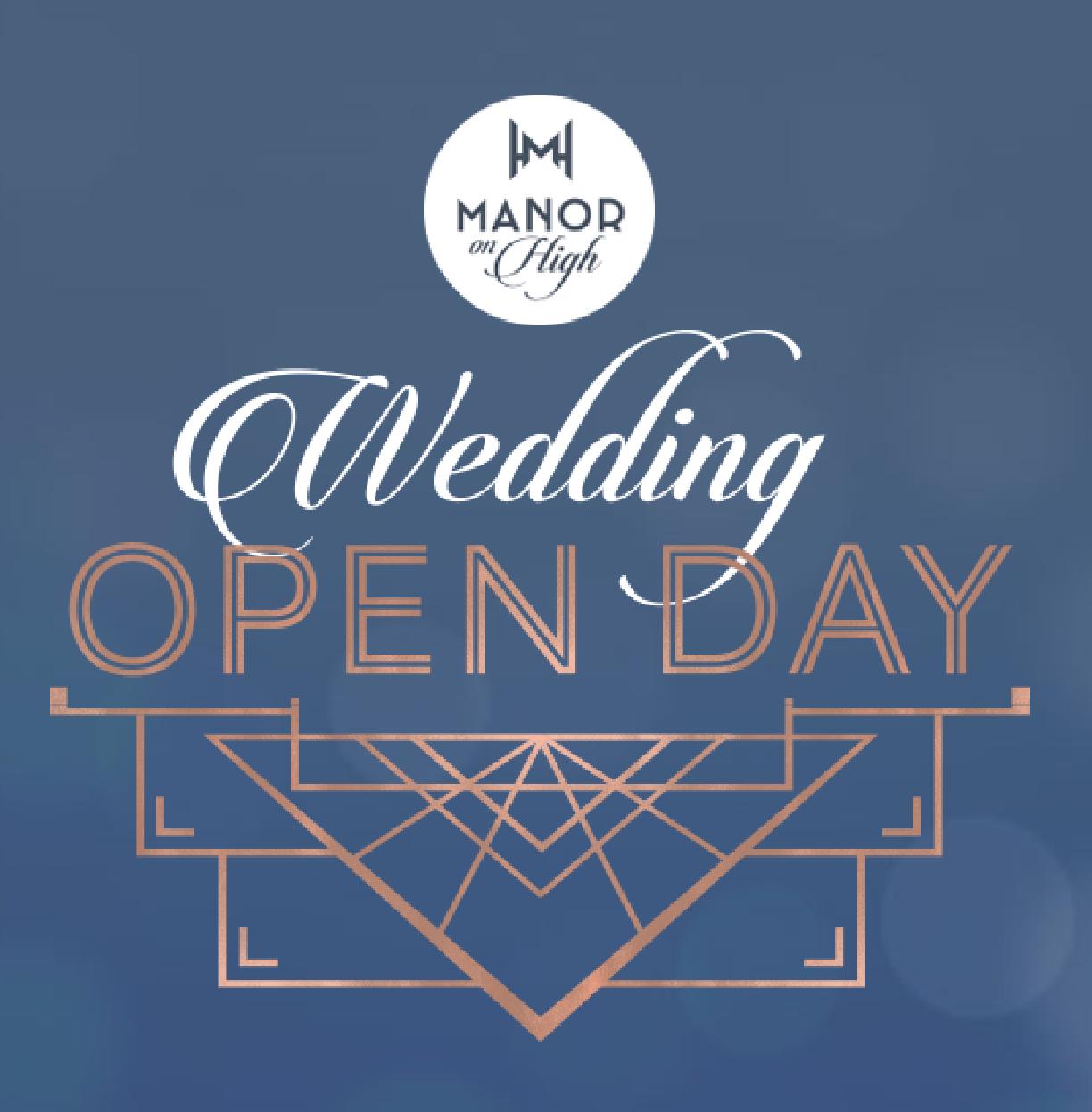 Manor On High Wedding Open Day