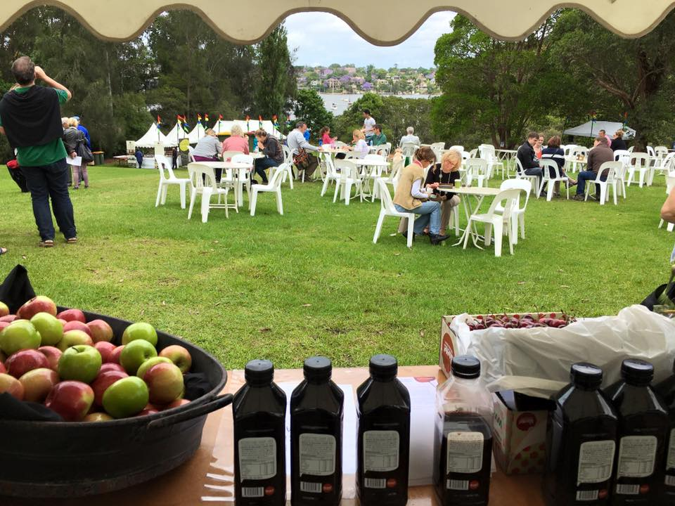 Lane Cove's Food and Wine by the River