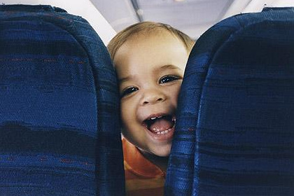 Flying With Kids: Our Best Tips
