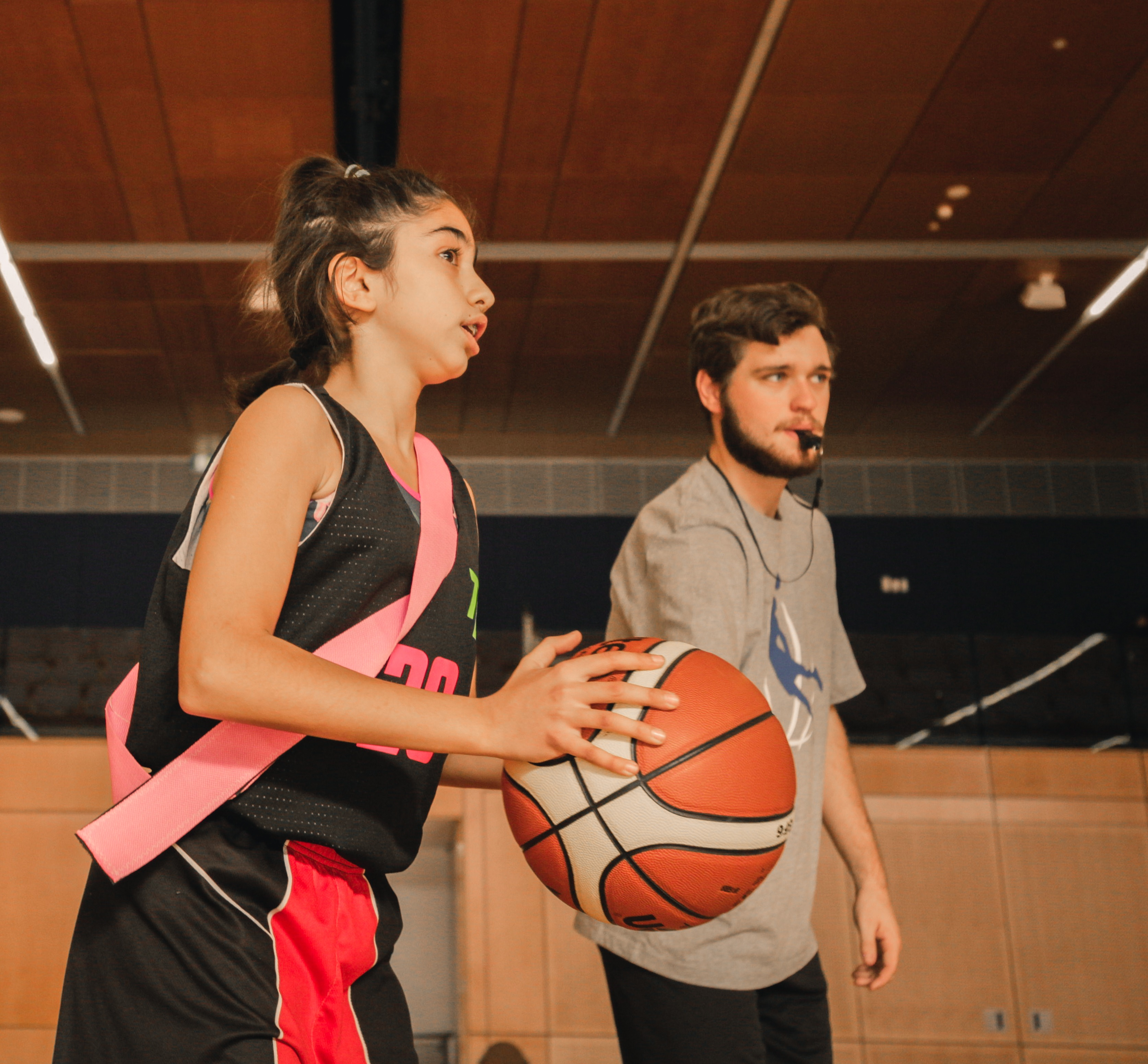 Basketball ryde