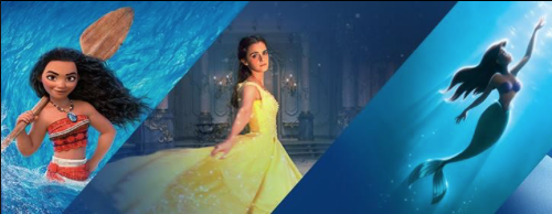 Disney Singalongs, Event Cinemas Top Ryde