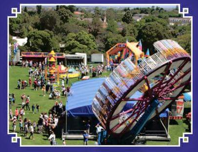 Joeys Spring Fair, Hunters Hill