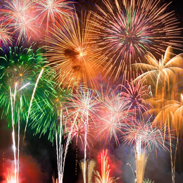 Where to See Fireworks this New Years Eve!