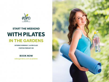 Pilates in Eden Gardens, Macquarie Park