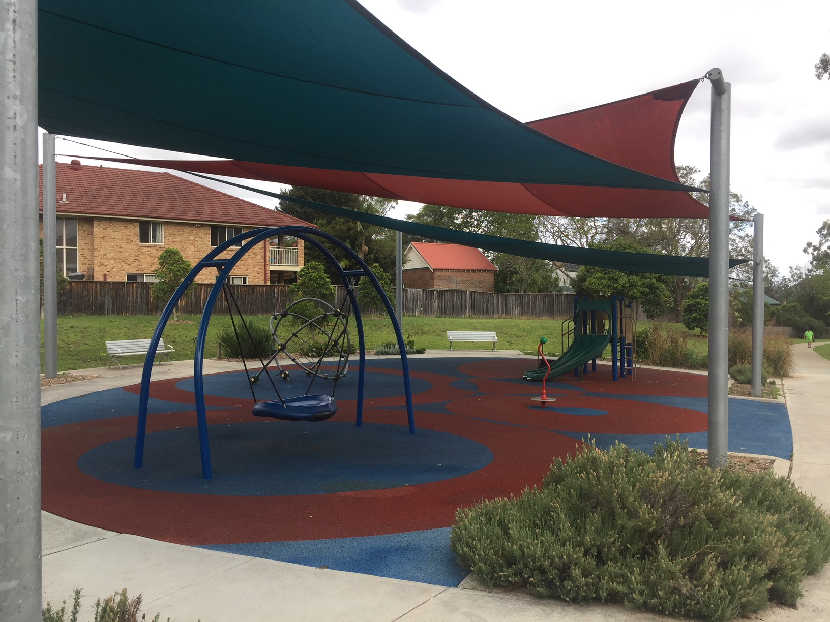 Charity Creek Cascade Playground, West Ryde