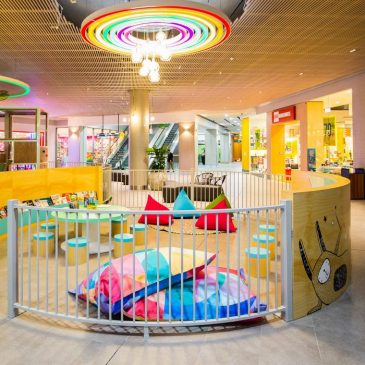 9 Shopping Centres with Free Play Areas