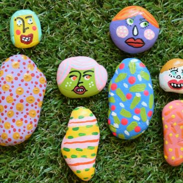 Ryde Rocks: Spreading Kindness