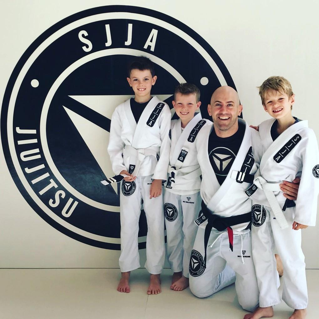 SJJA Jiu Jitsu Academy Gladesville