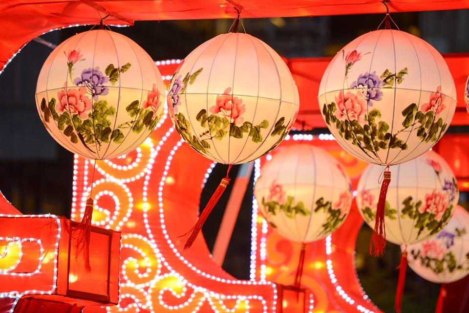 Chinese New Year Lantern Festival, Darling Harbour