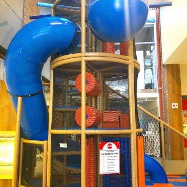 New Play Area at Birkenhead Point!
